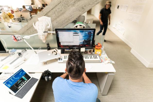 GeekoftheWeek_Joel_Workspace