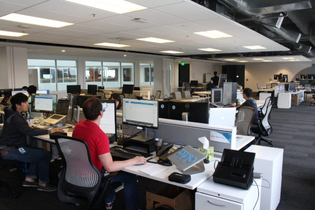 Okta Enterprise Id Company Sets Up Seattle Area Office