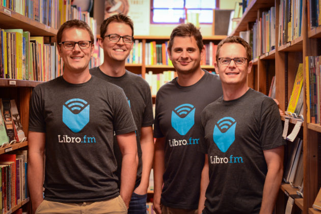 The Libro.fm team.