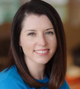 LiquidPlanner CEO Liz Pearce.