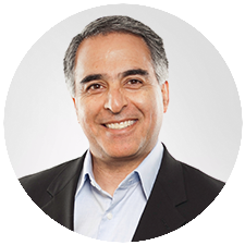 RADAR CEO Mahmood Sher-Jan. Photo via RADAR.