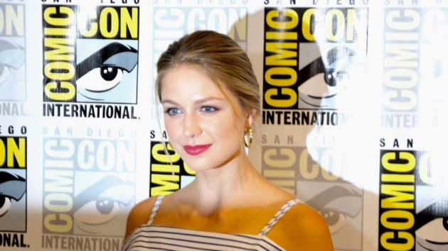 Mellisa Benoist stars as Kara Zor-El, aka Supergirl now on The CW. Photo by Alyssa Rasmus