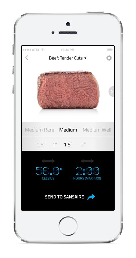 SANSAIRE App 2