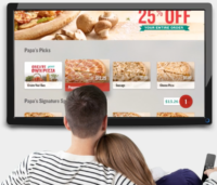 Papa John's Apple TV