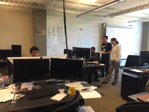UW workspace