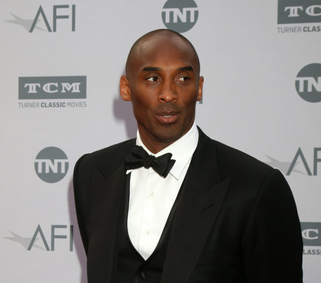 Kobe Bryant at the American Film Institute 44th Life Achievement Award Gala Tribute to John Williams at the Dolby Theater in Los Angeles. Credit: BigStock Photo