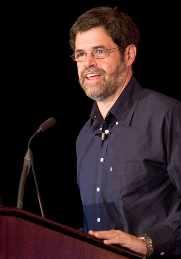 Adam Bosworth in 2005 at the MySQL Users Conference. Photo via Wikipedia. Credit: James Duncan Davidson/O'Reilly Media, Inc.