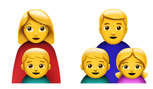 rainbow flag and more gender diverse emoji coming to apple s ios 10