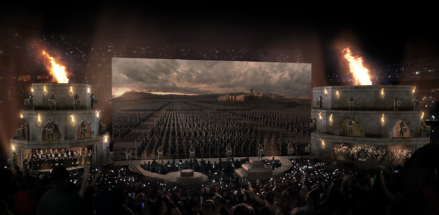 Game of Thrones concert