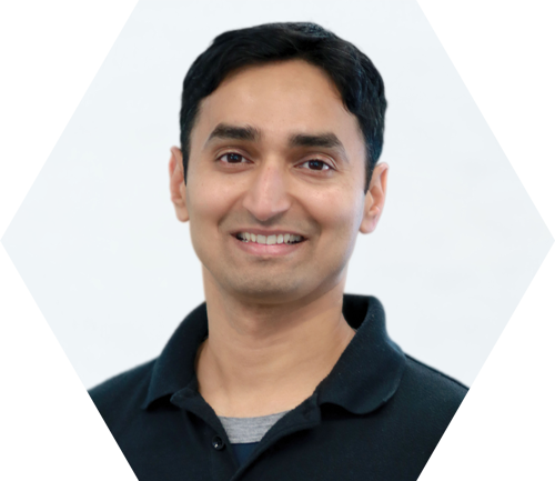 Kiran Kamity, co-founder and CEO of ContainerX
