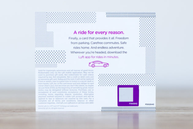 The gift of Lyft: Company offering $20 cards only at Starbucks ...
