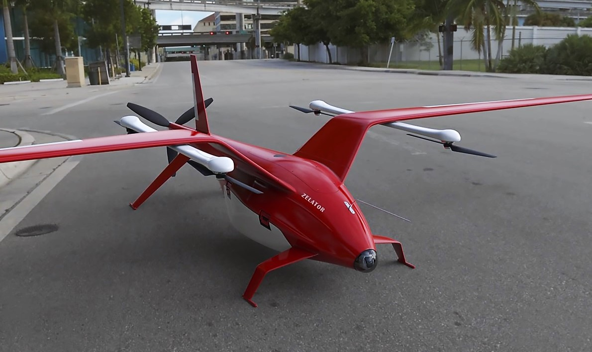 Airbus and Local Motors move ahead with cargo drones – GeekWire