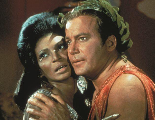 Image: Uhura and Kirk