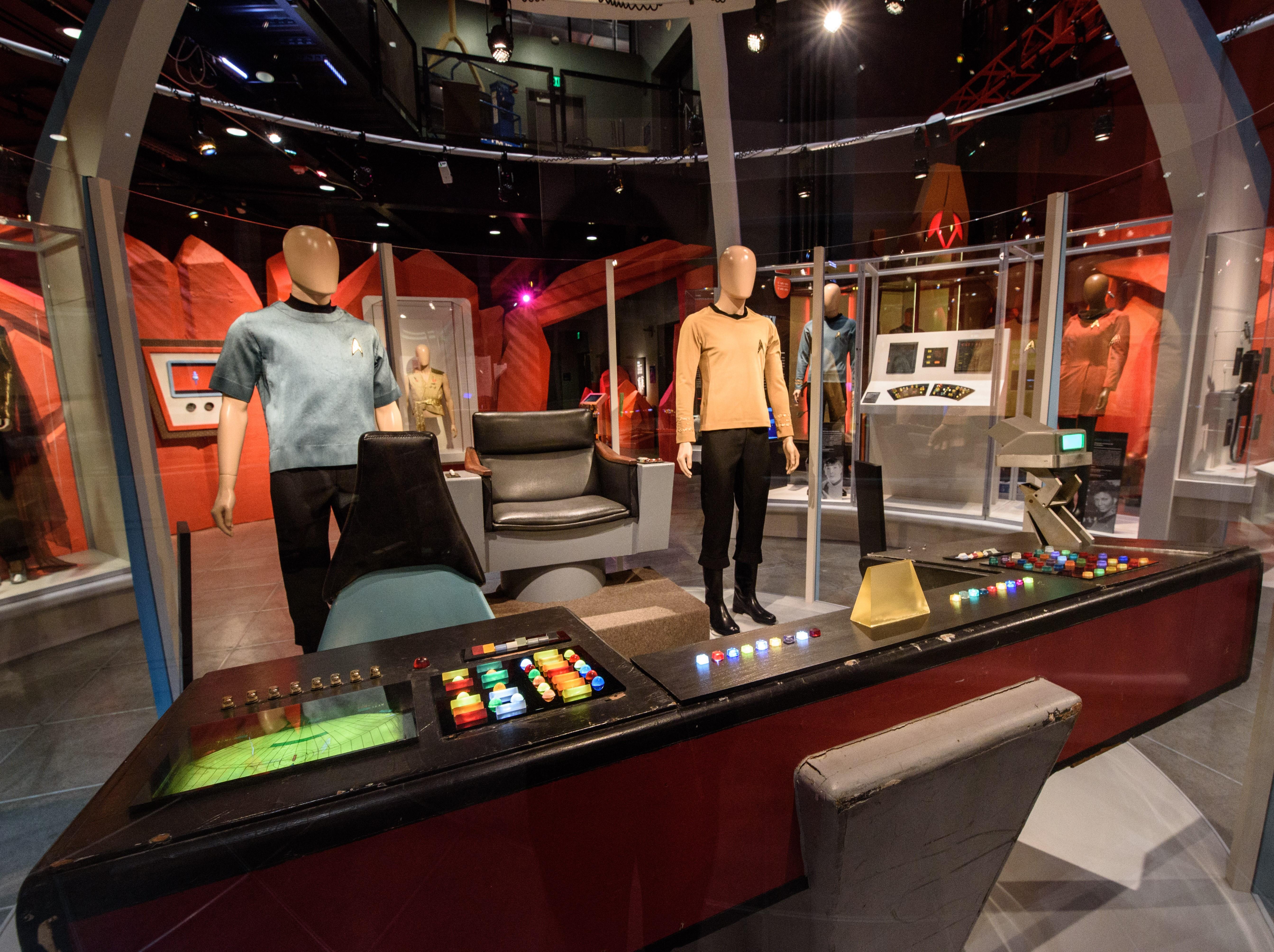 50 Years Of Star Trek Memories