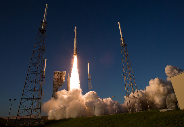 NASA launches OSIRIS-REx mission to an asteroid - GeekWire