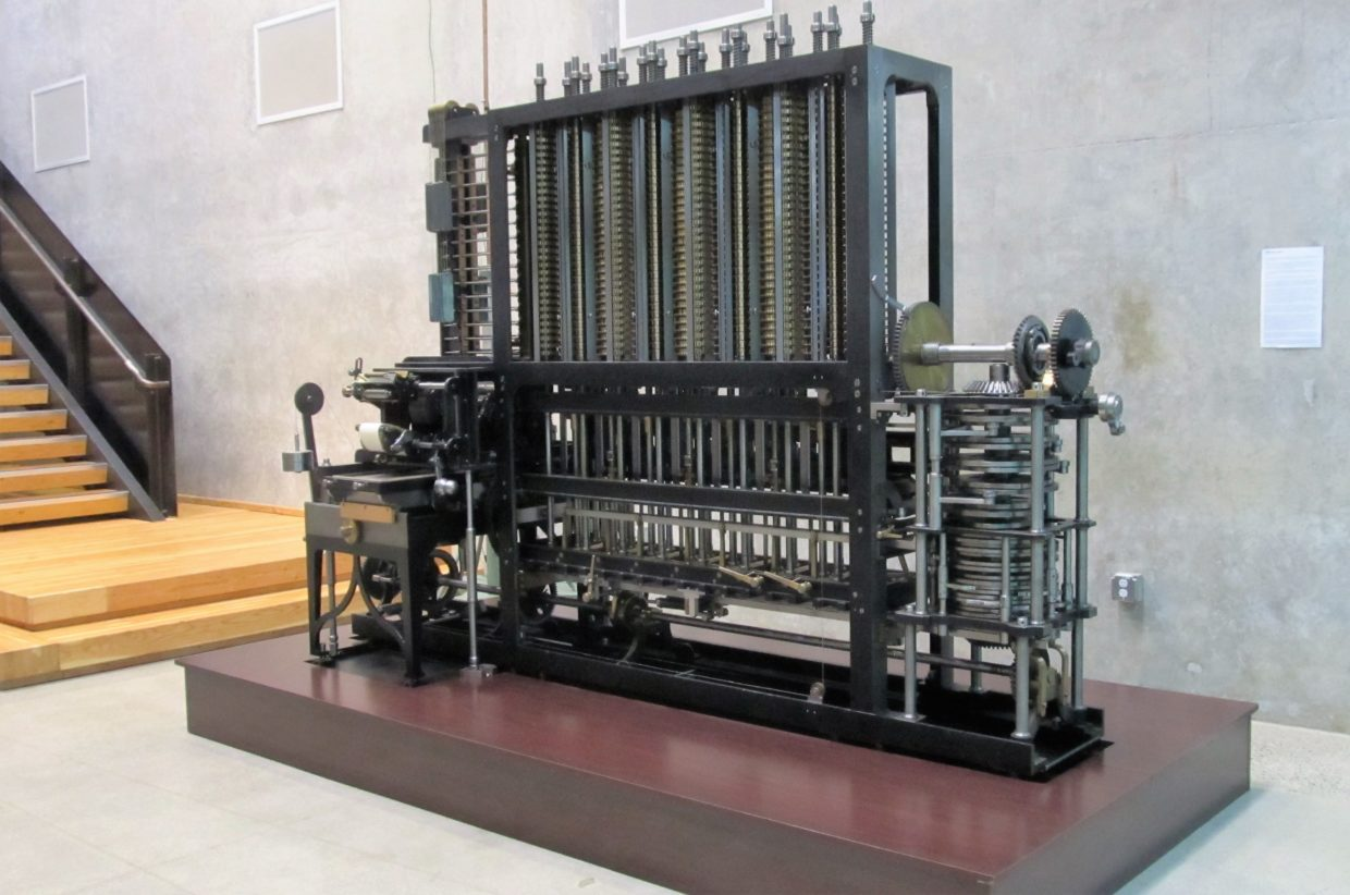 Image: Difference Engine