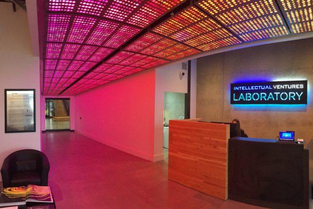 Intellectual Ventures' Principia Hall