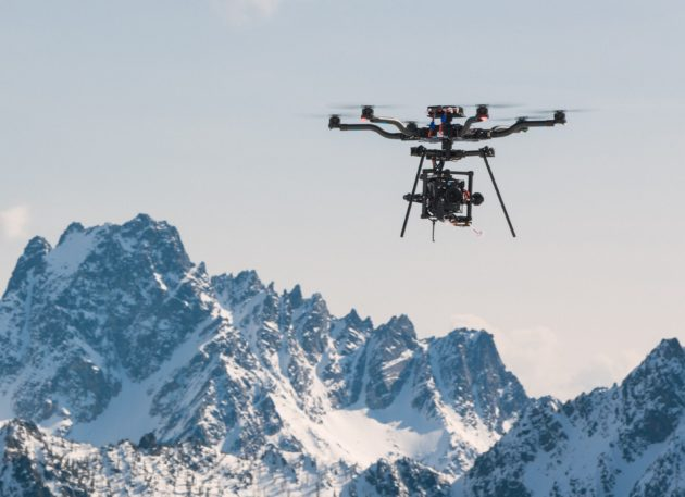Freefly Systems' Alta drone
