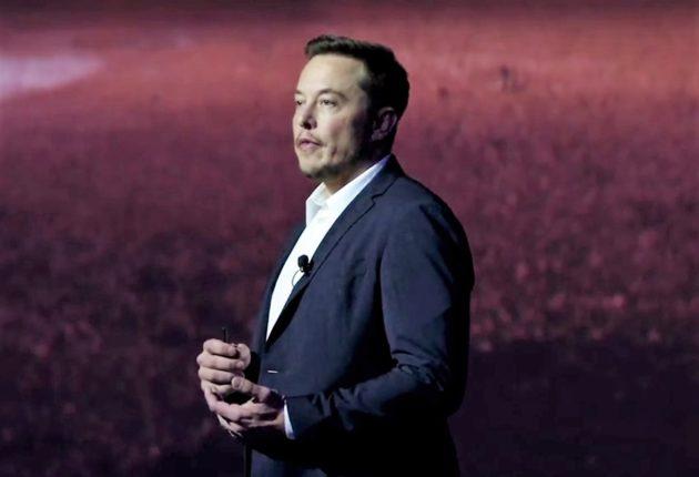 Elon Musk in Guadalajara