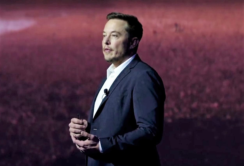 نتيجة بحث الصور عن Elon Musk + colonization of Mars