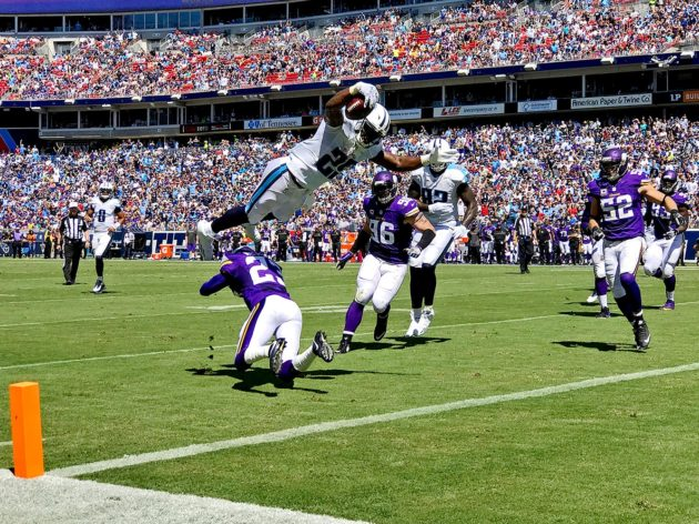 Sports Illustrated And Espn Use Iphone 7 Plus To Capture Action From Nfl And U S Open Geekwire