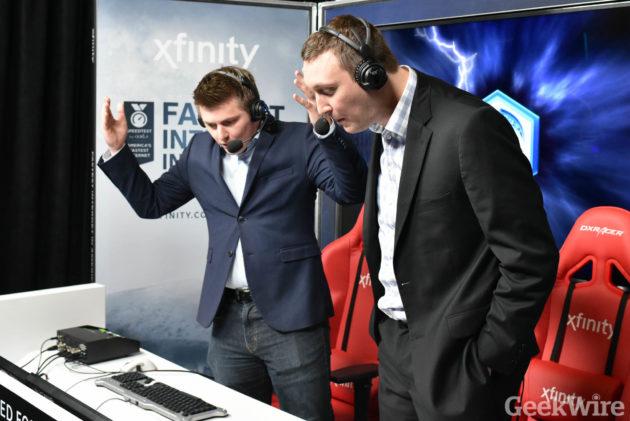 eSports commentators