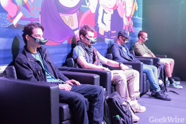 Nosulus rift at PAX West 2016