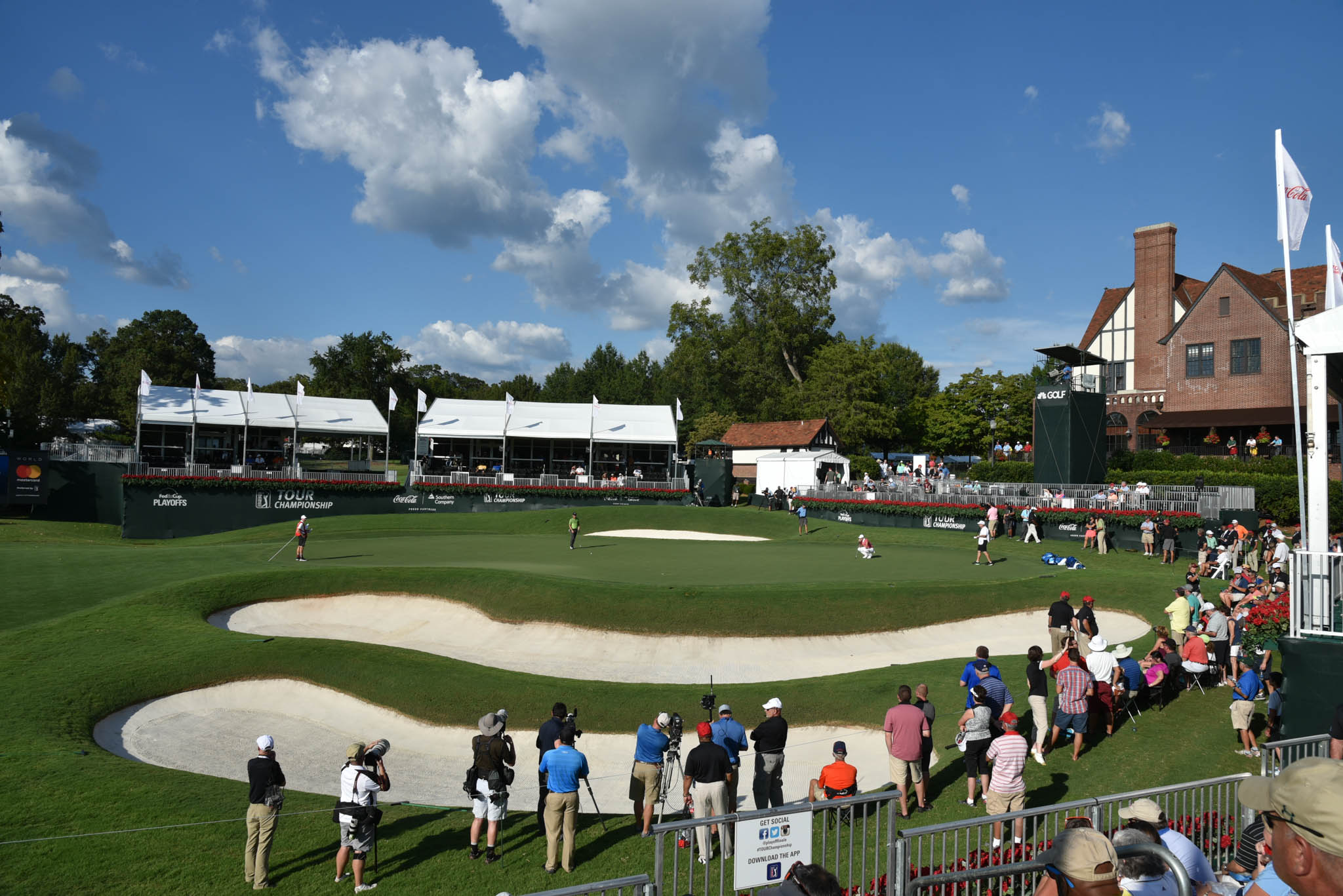 Amazon Web Services inks deal with the PGA Tour, its latest cloud computing sports deal