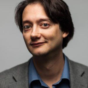 Dargan Frierson, an associate professor in the UW's Department of Atmospheric Sciences.