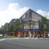 This building will house the Global Innovation Exchange in Bellevue, Wash., and it is expected to open next year. Credit:
