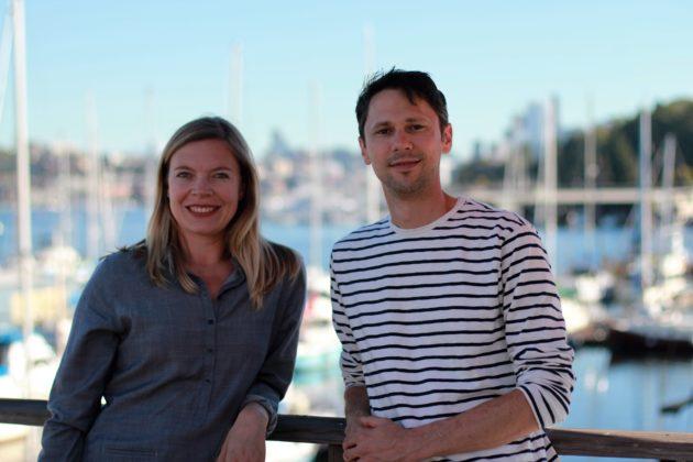 Cobelay co-founders Jenny and Steve Feinberg.