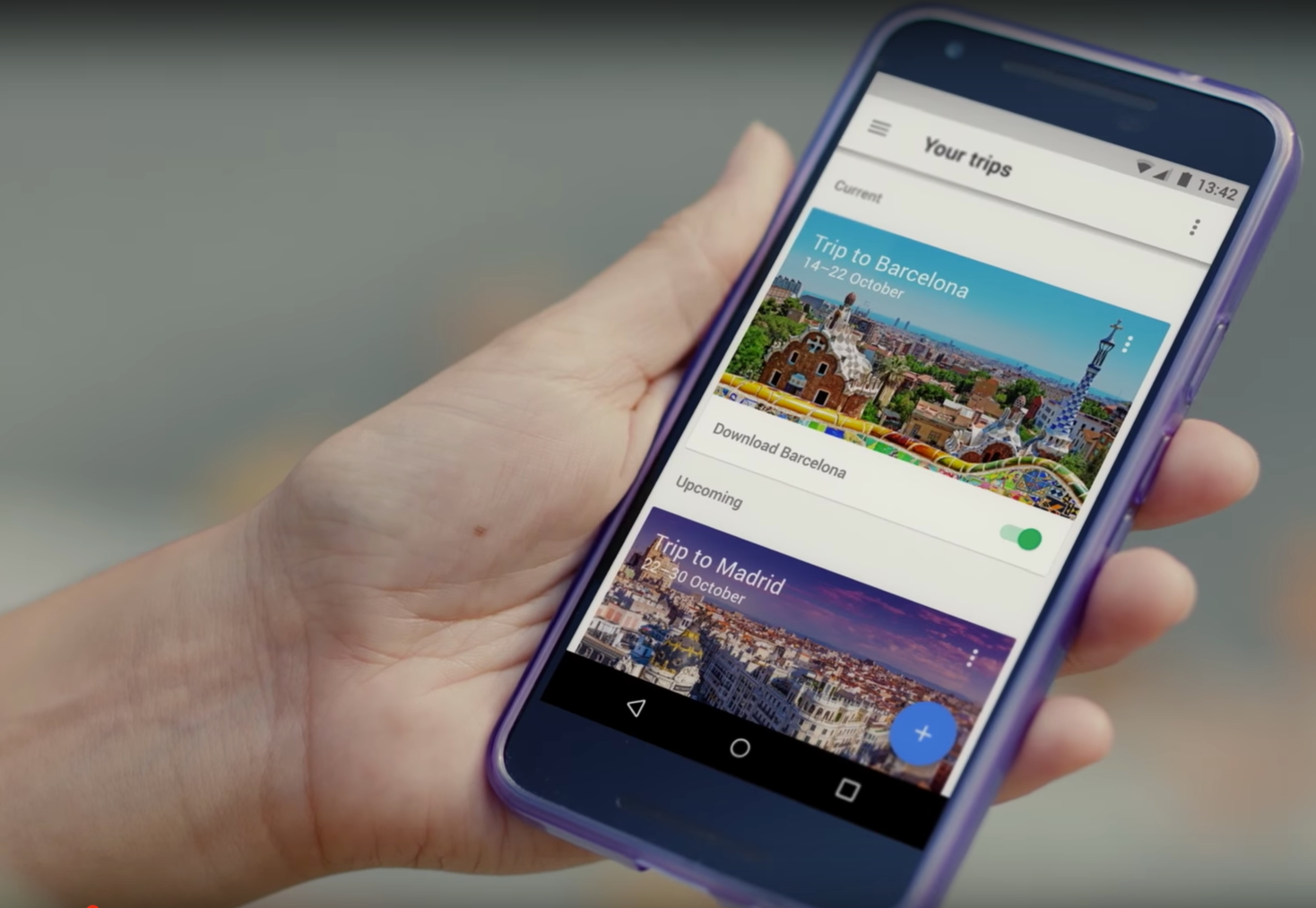 Google Trips Trip-Planning App Launches on iOS, Android