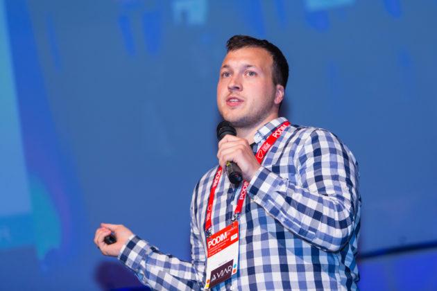 VIAR CEO Jernej Mirt.