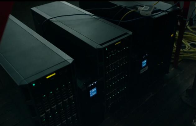 Figure 1: Dark Army's UPS systems.