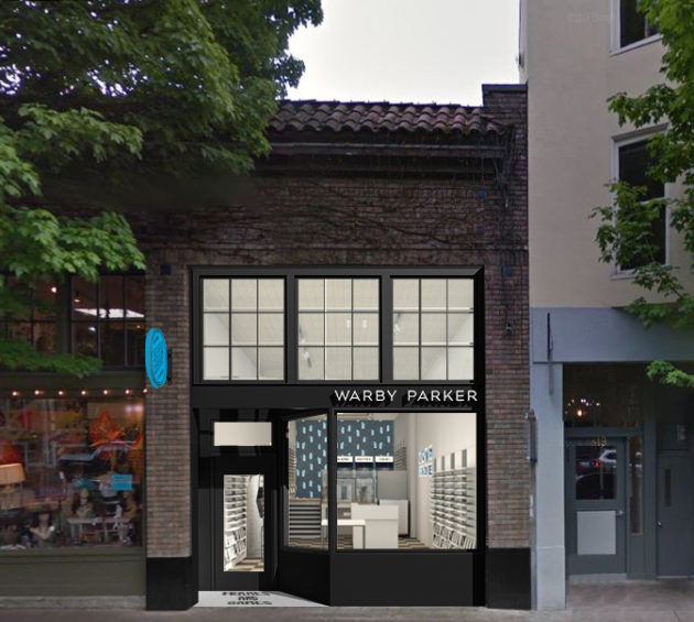 New Warby Parker Annex In Portland Uses Classic Arcade