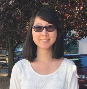 UW undergraduate Sally Wei is a designer for EarthGames.