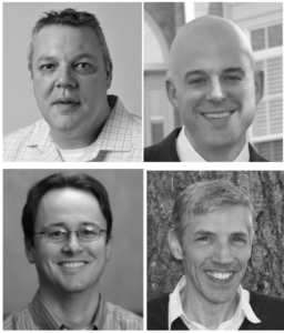 Patrick Giusti,, Ricky Priory, Keane Watterson, Brandon Ferguson
