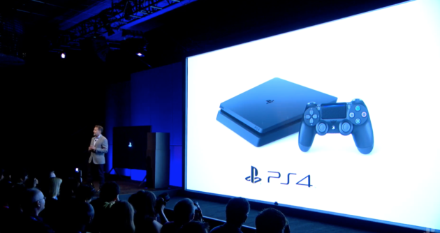 Andrew House, CEO of Sony Interactive Entertainment discusses new PlayStation 4 models.