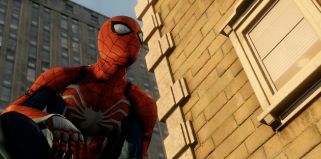 A look at Spiderman on the PS4 Pro.
