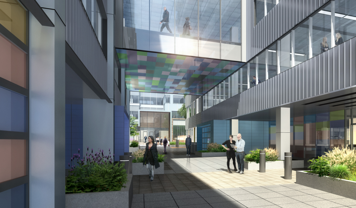 google office in seattle. New Images Show How Google\u0027s Seattle Campus Will Transform The South Lake Union Neighborhood Google Office In