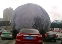 Moon balloon