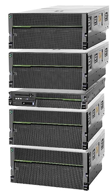 IBM's Powere E880C (via IBM).