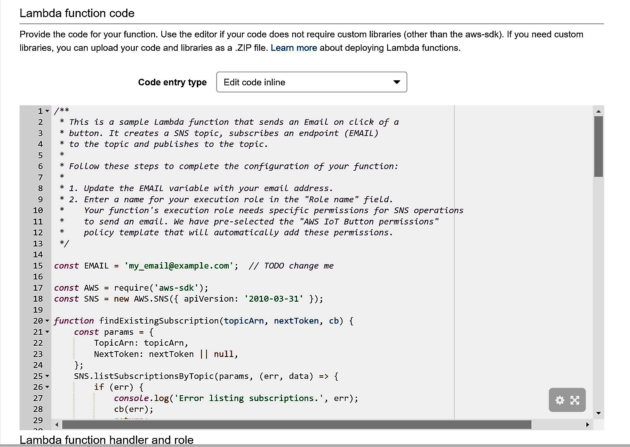 lambda-code-ss