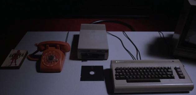 Figure 1: 80s geek nostalgia.
