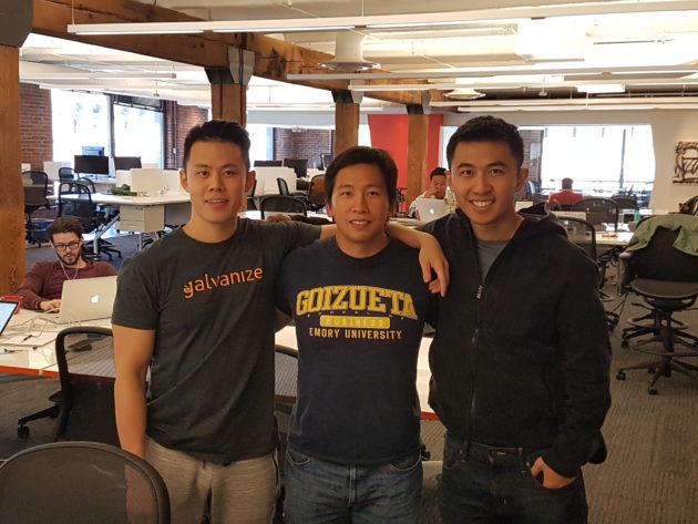 Talentful co-founders