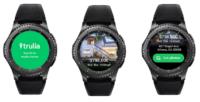 Trulia app Samsung Gear S3