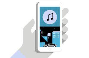Uber Rider Music