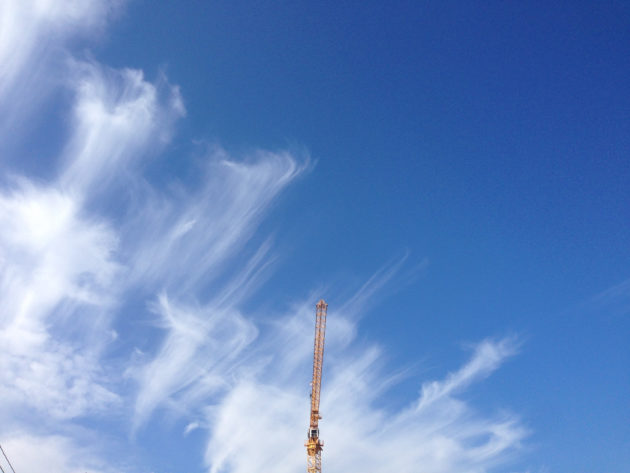 Seattle cranes
