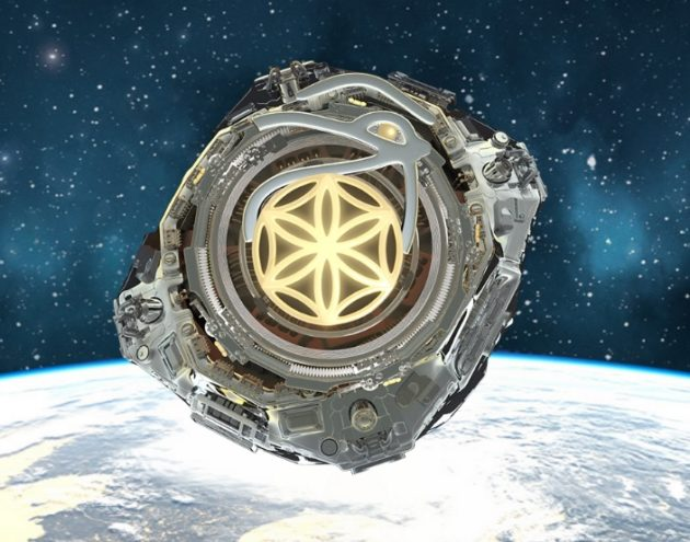Asgardia satellite