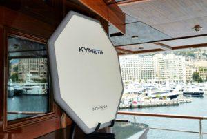 Kymeta in Monaco